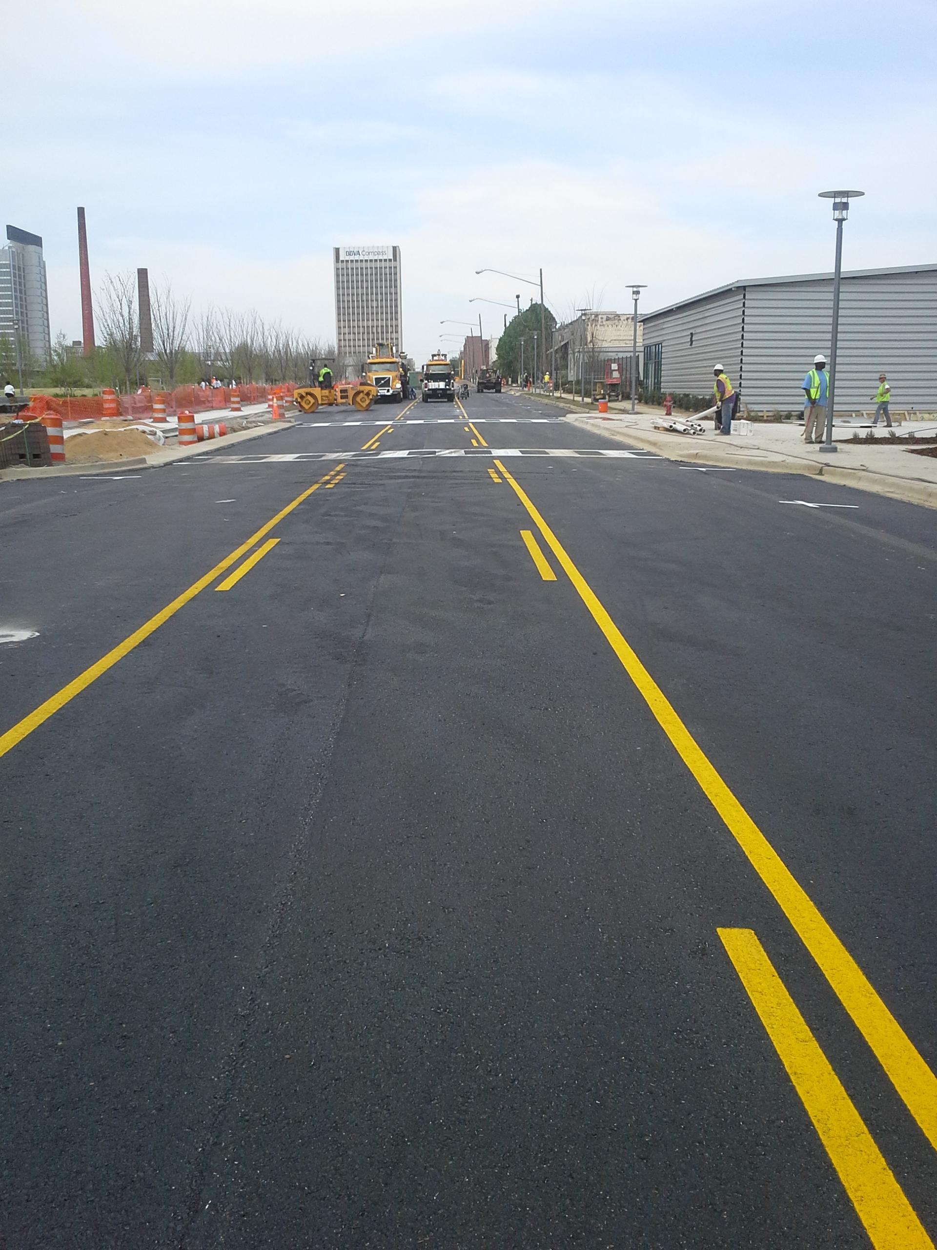 Roadway Striping | Alabama
