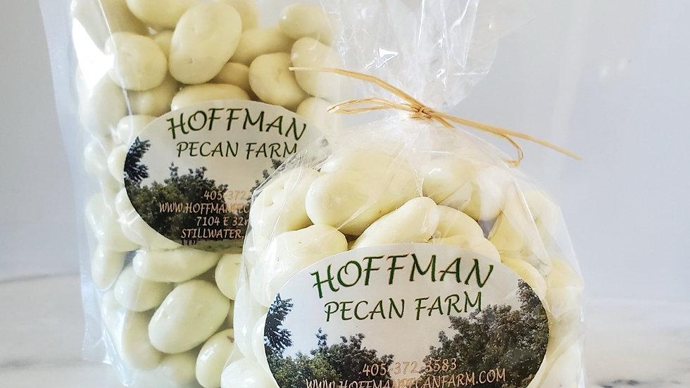 White Chocolate Pecans
