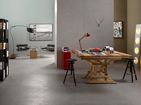 Imola Ceramica Concrete Project - Colour Ceramica