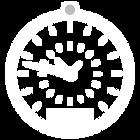 tacógrafo mecânico 1308 vdo vetor