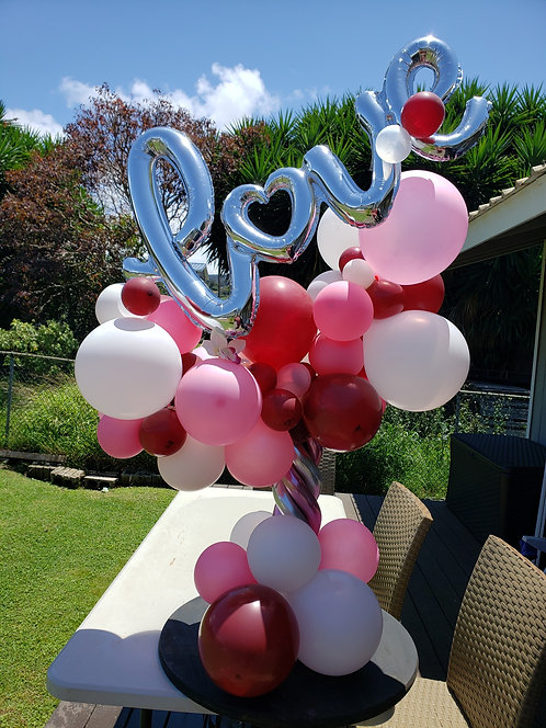 Exquisite Balloon Marquee