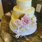 Wedding Cake Flowers Kolonahe Creations