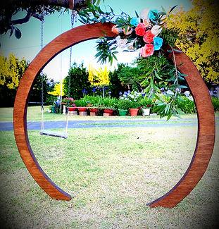 Circle Backdrop Kolonahe Creations