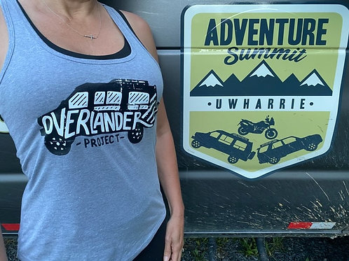 Overlander Project Tank Top - Gray
