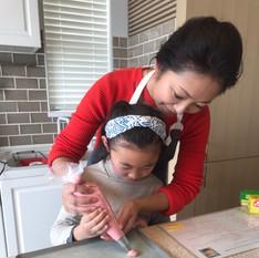 Workshop: ママと子どものためのスイーツレッスン