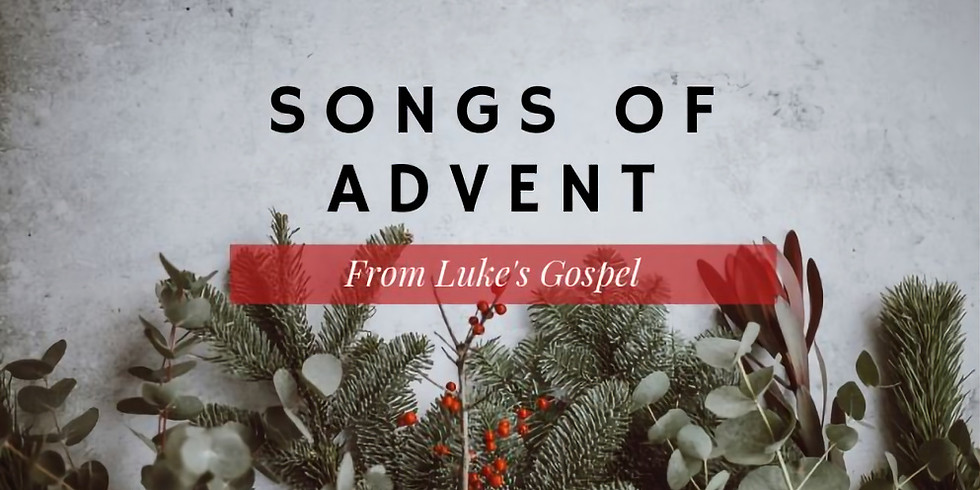 Advent Study of the Songs of Luke - Potluck and Worship