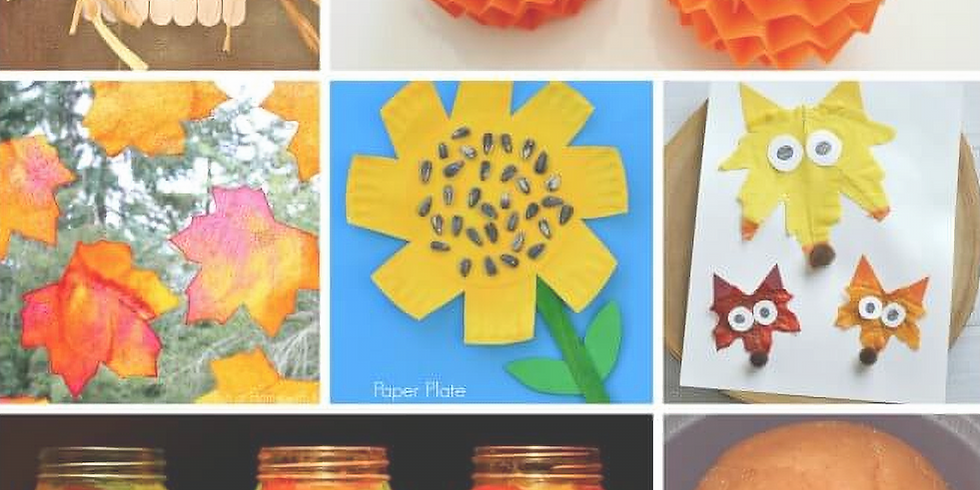 Autum Craft - both adults and children