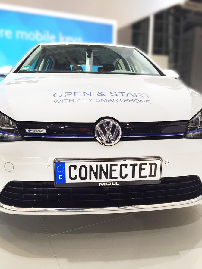 Das vernetzte Auto