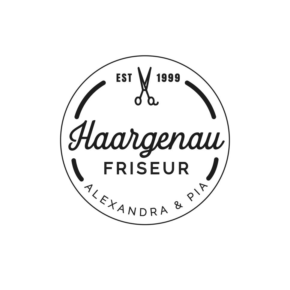 Logo für einen Friseur