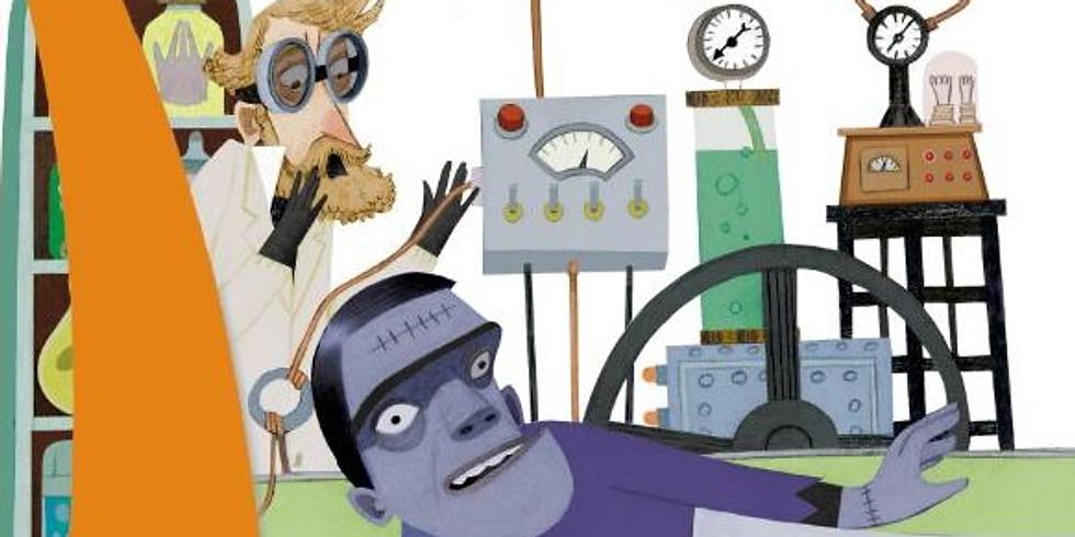 Frankenstein a Macondo. Dalla parte del mostro