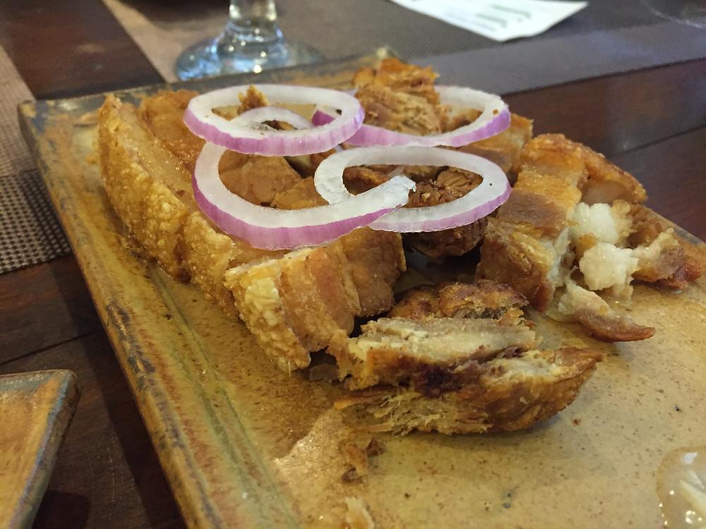Delicous restaurant found in downtown Cebu