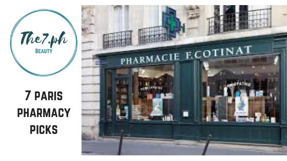 Paris Pharmacy Picks