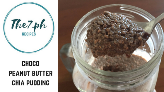 The7 Cooks: Breakfast Chia Pudding