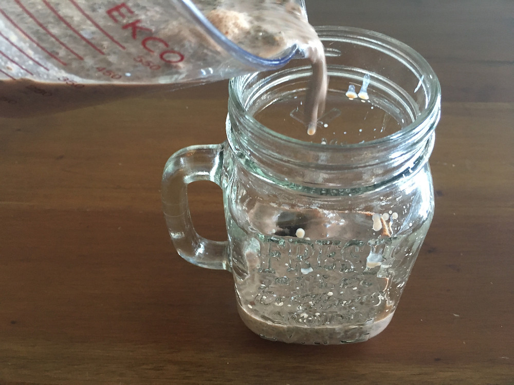 Breakfast Chia Seed Pudding