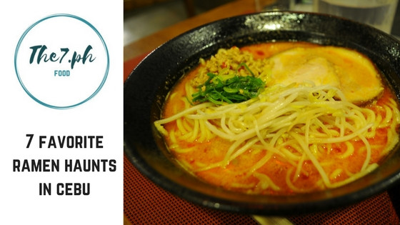 7 Places To Get Your Ramen Fix In Cebu
