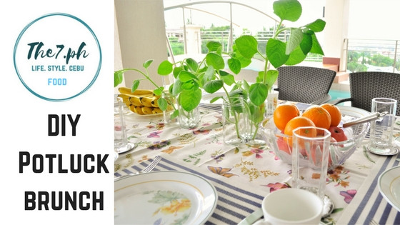 7 Tips for Hosting Your Own Potluck Brunch At Home
