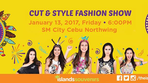 Weave it On: ANTHILL for Islands Souvenirs Cut & Style Fashion Show 2017