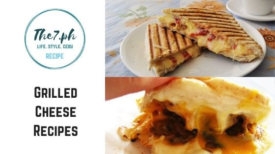 It's National Grilled Cheese Month : Grilled Cheese Sandwich Ideas