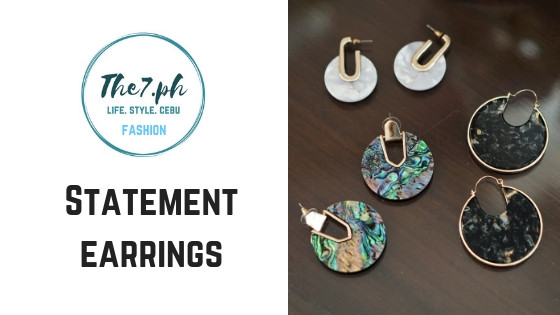 The 7 Post 7 places to get statement earrings Philippines