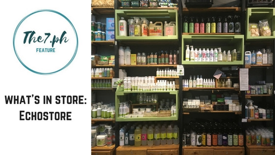 Where to find find eco friendly products in Cebu City : Echostore