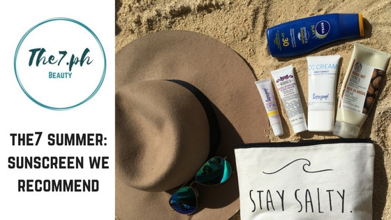 7 Sunscreen We Recommend