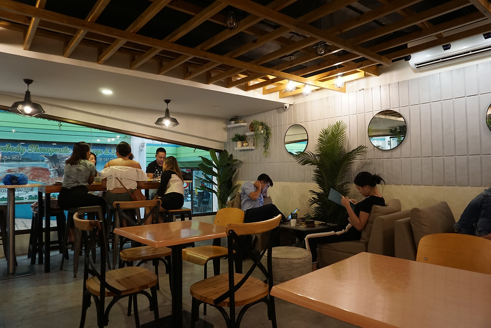 THE 7 EATS NEW COOEE NEW CAFE IN CEBU CITY