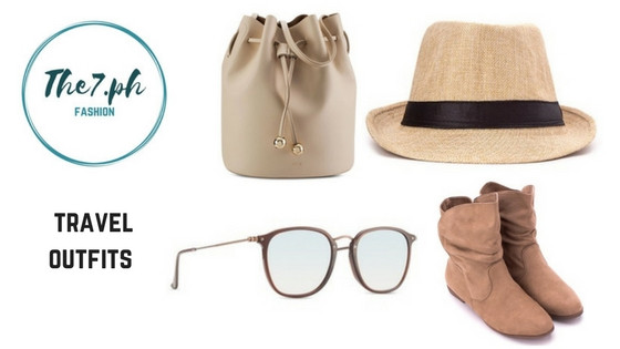 The7 Fashion: Travel Outfits for Different Destinations