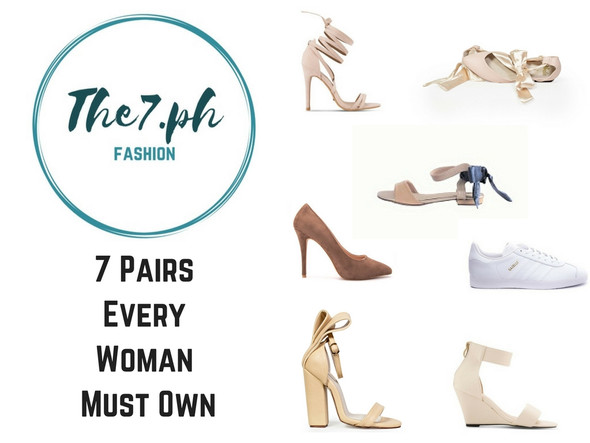 The 7 Pairs of Shoes That Every Woman Should Own
