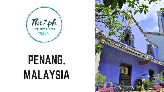 4 Days in Penang Malaysia