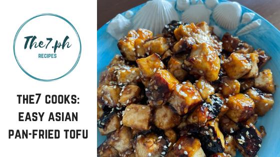 Easy Asian Pan Fried Tofu