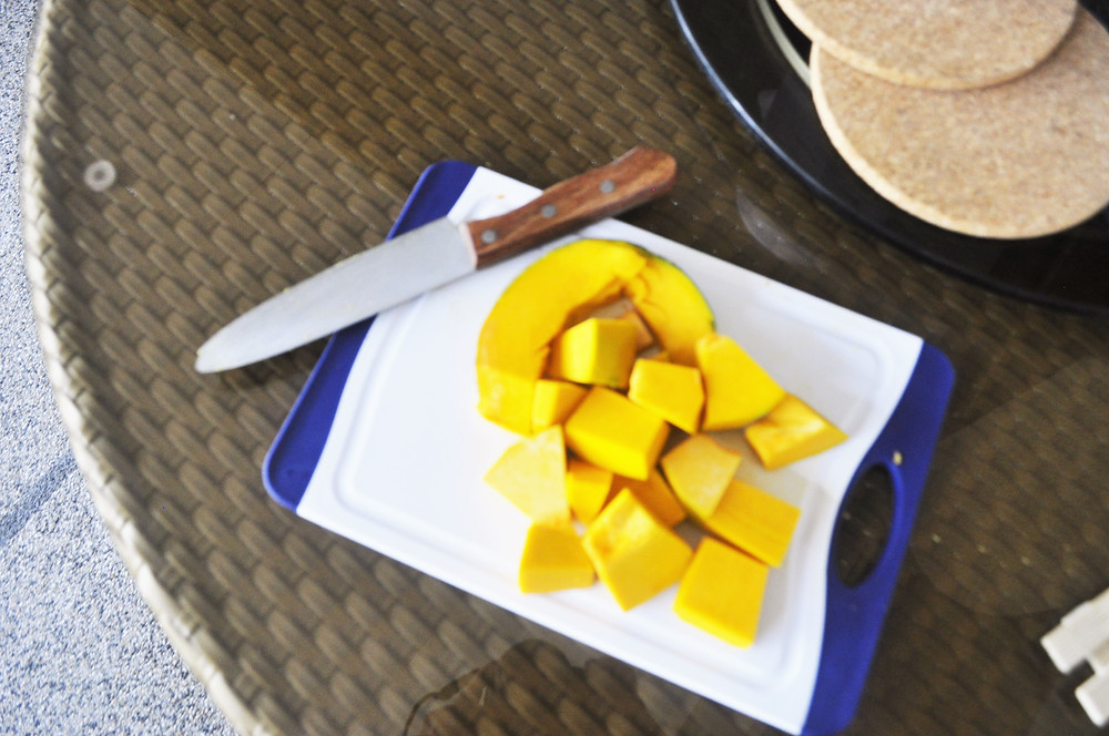 Super Simple and Yummy Squash Soup