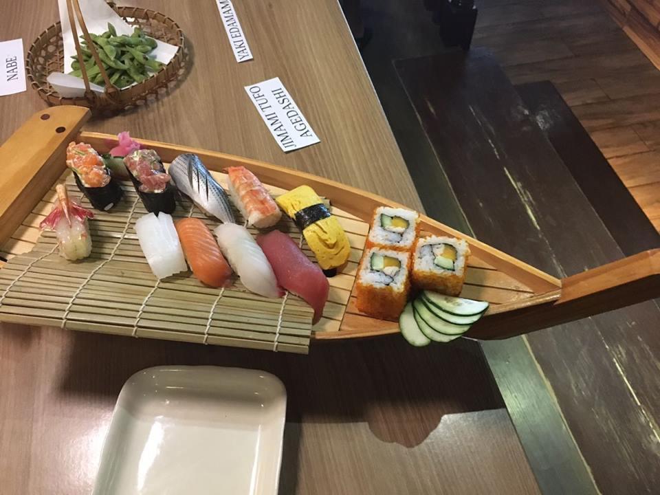 The 7 Ph Eats in Cebu City Kushiyaki Chikuzenya Japanese Restaurant