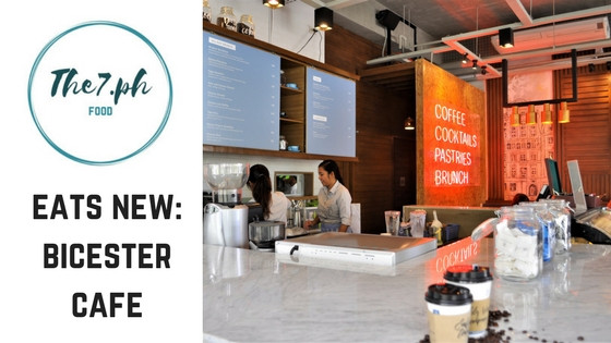 Eats New: Bicester Cafe