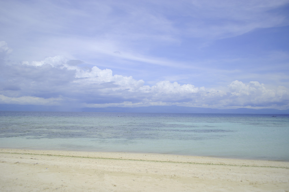 Beaches to visit near cebu : badian