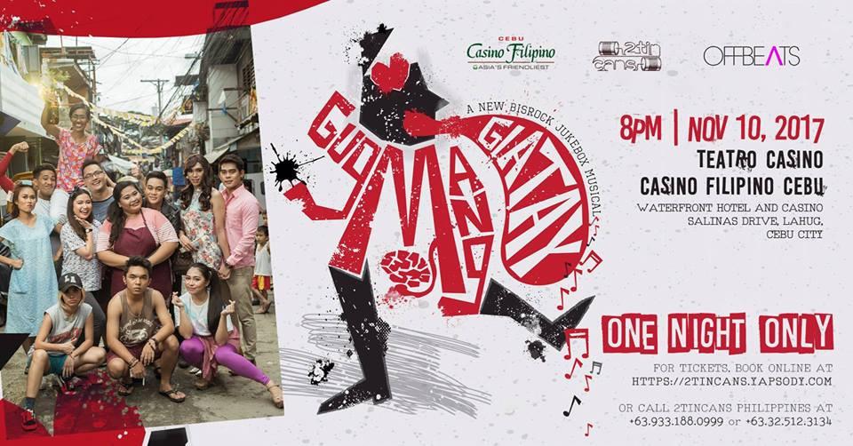 Gugmang Giatay Musical