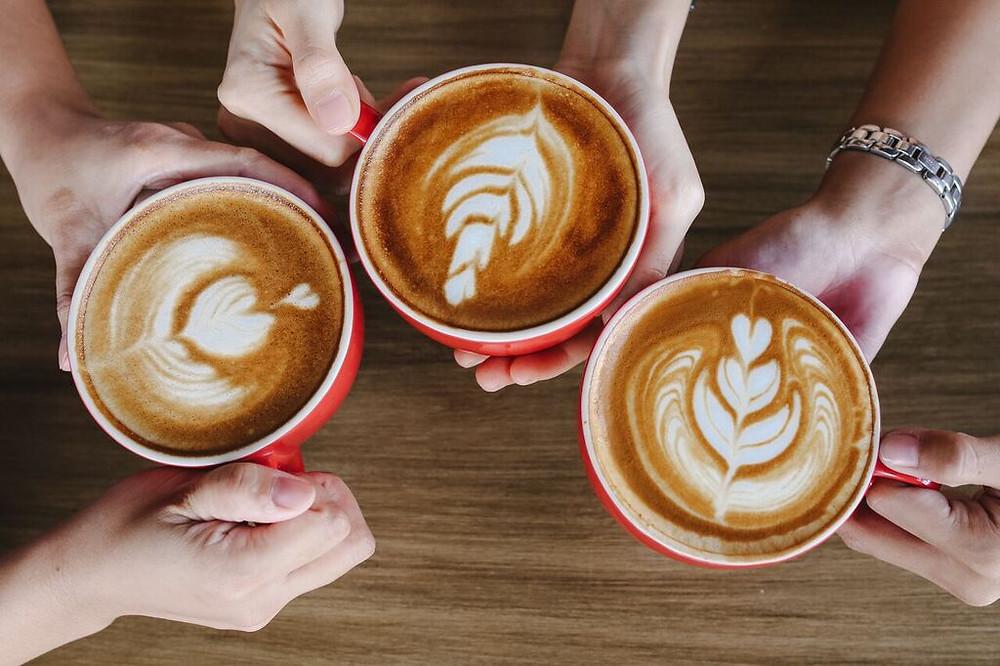 Degree 9 Coffee Latte Art Workshop