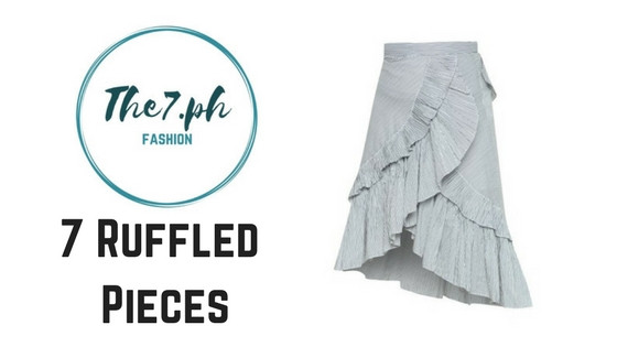 7 Ruffled Pieces That You Can Add To Your Closet Now