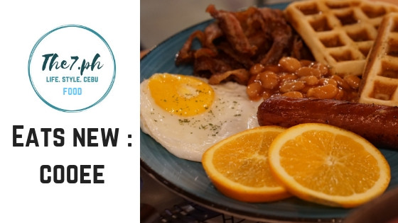 Eats New : COOEE, A Cafe Featuring Both Good Comfort and Healthy Meals