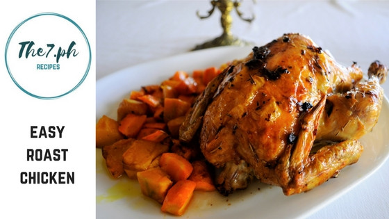 A Simple and Delicious Roasted Chicken Recipe