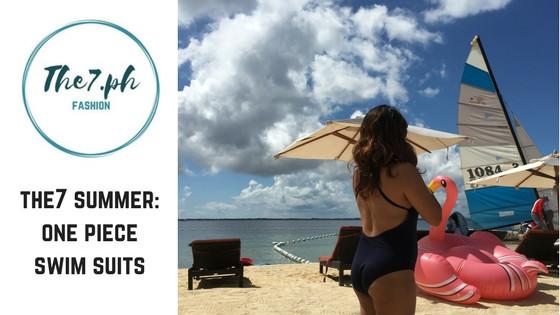 7 One Piece Swimsuits Perfect for Summer