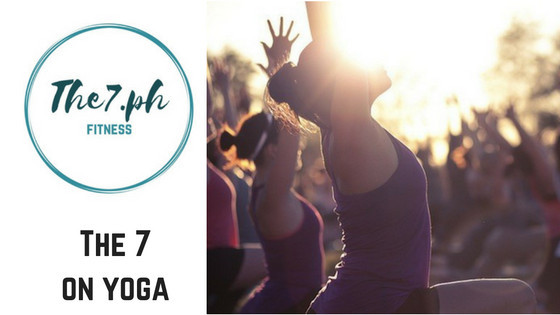 The 7 Fitness: 7 things I learned through Yoga
