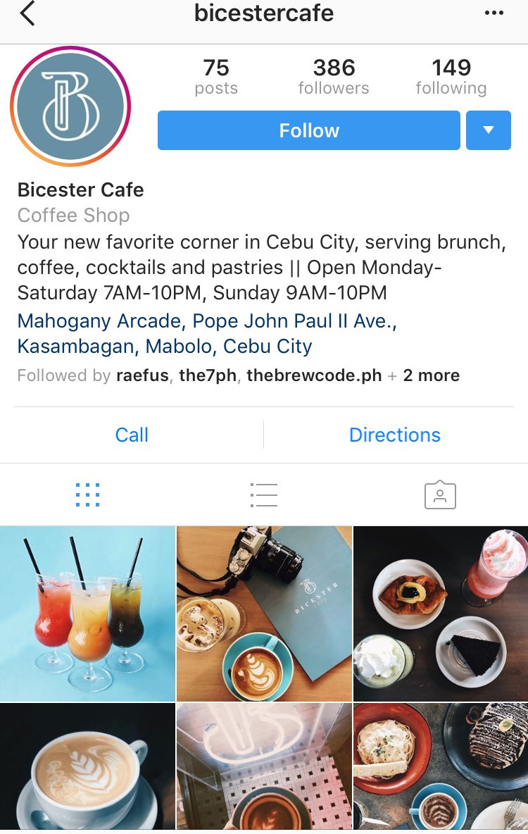 Eats New : Yummy places to eat in Cebu City Bicester Cafe