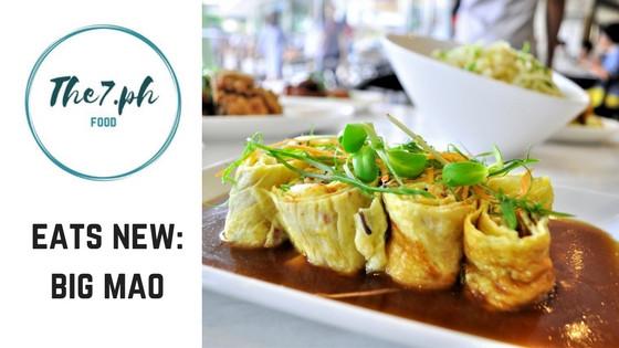 Eats New: Contemporary Flavors of Classic Big Mao