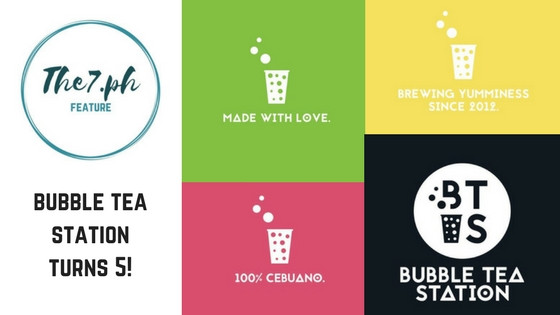 Bubble Tea Station Turns Five With a New Look and Exciting Promos!