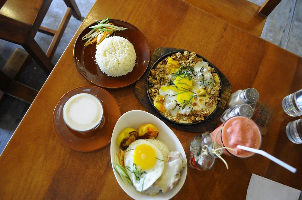 Brunch Places Cebu Yolk Coffe and Breakfast