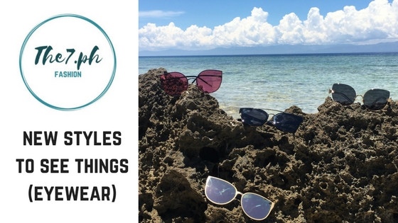 New Sunglass Styles From See Things Eyewear