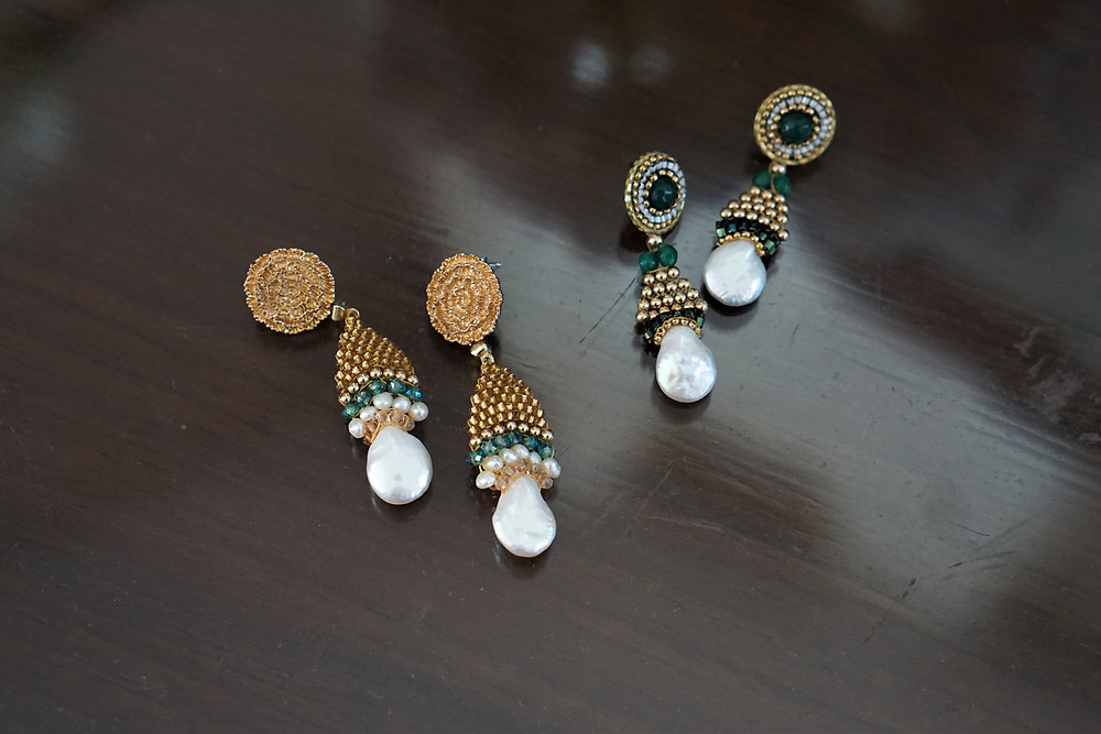 The 7 Post 7 places to get statement earrings OAKK AND STONE Philippines