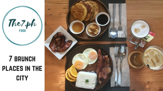 7 places to brunch at in Cebu City