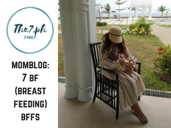 7 Breastfeeding BFFs