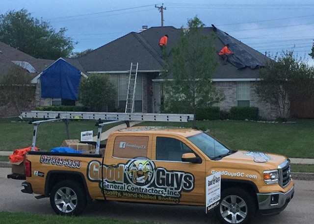 Emergency Service, Roofing company dallas